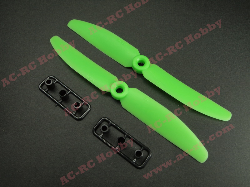 5030 Quadcopter propeller Green CW CCW